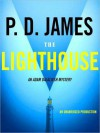 The Lighthouse (Adam Dalgliesh, #13) - P.D. James, Charles Keating