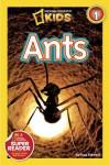 National Geographic Readers: Ants - Melissa Stewart