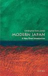 Modern Japan: A Very Short Introduction (Very Short Introductions) - Christopher Goto-Jones
