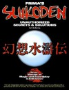 Suikoden: Unauthorized Secrets & Solutions (Secrets of the Games Series.) - Pcs