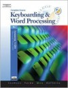 College Keyboarding: Keyboarding And Word Processing: Complete Course: Microsoft Word 2002 - Susie H. VanHuss