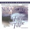 Face the Fire (Three Sisters Island #3) - Sandra Burr, Nora Roberts