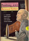 The Magazine Of Fantasy And Science Fiction, May 1959 - Robert P. Mills, Jack London, A. Bertram Chandler, Robert Graves
