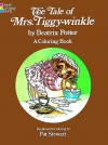 The Tale of Mrs. Tiggy-Winkle Coloring Book - Beatrix Potter