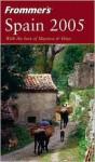 Frommer's Spain 2005 - Darwin Porter, Danforth Prince