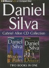 Gabriel Allon Collection: Moscow Rules, the Defector - Phil Gigante, Daniel Silva