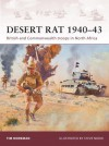 Desert Rat 1940-43: British and Commonwealth troops in North Africa - Tim Moreman, Steve Noon