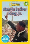 National Geographic Readers: Martin Luther King, Jr. - Kitson Jazynka
