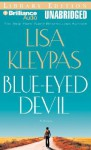 Blue-Eyed Devil (Travises #2) - Lisa Kleypas, Renée Raudman