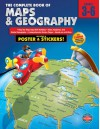 The Complete Book of Maps and Geography, Grades 3 - 6 - American Education Publishing, American Education Publishing