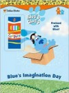 Coloring Book: Blue's Imagination Day (Color Plus Crayons) - NOT A BOOK