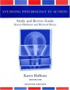 Study Guide to accompany Psychology in Action, 7th Edition - Karen Huffman