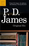 Original Sin - P.D. James