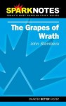 SparkNotes Literature Guide: The Grapes of Wrath - SparkNotes Editors, John Steinbeck