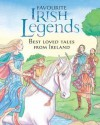 Favourite Irish Legends for Children - Yvonne Carroll, Fiona Waters, Felicity Trotman