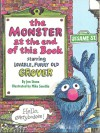 The Monster at the End of This Book - Jon Stone, Mike Smollin