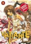 Variante: Volume 3 - Iqura Sugimoto, Iqura Sugimoyo