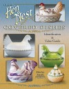 Glass Hen on Nest Covered Dishes: Identification & Value Guide - Shirley Smith