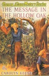 The Message in the Hollow Oak (Nancy Drew, #12) - Carolyn Keene, Russell H. Tandy