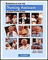 Essential for the Nursing Assistant in Long Term Care - Shirley A. Badasch