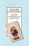English Love Poems - John Betjeman