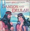 Samson and Delilah - Maxine Nodel