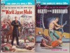 The World Jones Made / Agent of the Unknown (Ace Double, D-150) - Philip K. Dick, Margaret St. Clair
