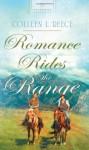Romance Rides the Range - Colleen L. Reece