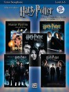 Harry Potter Instrumental Solos (Movies 1-5): Tenor Saxophone [With CD] - Bill Galliford, Ethan Neuberg, Tod Edmondson