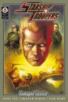 Starship Troopers, Vol. 3: Damaged Justice - Tony Lee, Shanth Enjeti, Sam Hart, Robert A. Heinlein