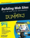 Building Web Sites All-In-One for Dummies(r) - Claudia Snell, Doug Sahlin