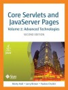 Core Servlets and JavaServer Pages, Volume 2: Advanced Technologies (2nd Edition) (Sun Core Series) - Marty Hall, Larry Brown, Yaakov Chaikin
