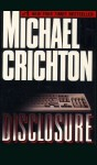 Disclosure (Audio) - Michael Crichton, John Lithgow