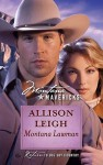 Montana Lawman (Montana Mavericks, #45) - Allison Leigh