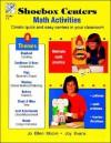 Shoebox Centers: Math Activities: Grade 1-3 - Jo Ellen Moore