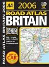 AA Road Atlas Britain - Automobile Association, aa