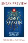 The Bone Season: Sneak Preview - Samantha Shannon