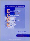 The University of Michigan Examination for the Certificate of Proficiency in English: Official Past Papers : Answer Book With Teaching Notes - Sarah Briggs, Barbara Dobson