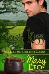 Irish Kiss (Love, Lore & A Wee Bit of Larceny) - Mary Leo