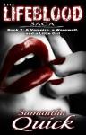 A Vampire, A Werewolf & A Little Girl - Kenneth W. Cain