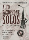 Rubank Book of Alto Saxophone Solos: With Piano Accompaniment, Intermediate Level - RUBANK SOLO COLLECTIONS