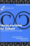 Literary Law Guide for Authors: Copyright, Trademark, and Contracts in Plain English [With CDROM] - Susan Borden Evans, Susan Borden Evans