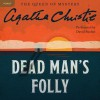 Dead Man's Folly (Audio) - David Suchet, Agatha Christie