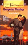 Unexpected Marriage - Anna Adams