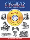 American Historical Illustrations and Emblems CD-ROM and Book - Dover Publications Inc.