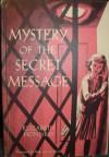 Mystery of the Secret Message - Elizabeth Hoffman Honness