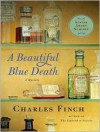 A Beautiful Blue Death - Charles Finch