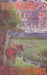 Between the Woods and the Water: On Foot to Constantinople from the Hook of Holland - Patrick Leigh Fermor