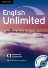 English Unlimited Advanced Coursebook with E-Portfolio - Adrian Doff, Ben Goldstein