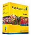 Rosetta Stone Italian v4 TOTALe - Level 1, 2, 3, 4, & 5 Set - Rosetta Stone